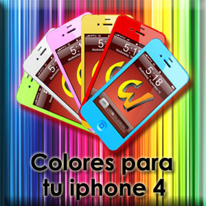 colores iphone4